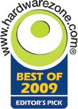 Best of 2009 Award