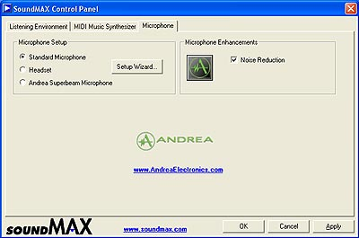 Soundmax cadenza
