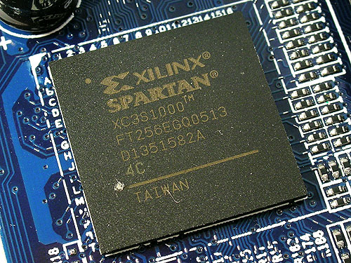 Xilinx DS1Spartan-Family Overview