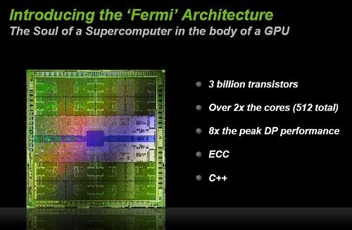With Fermi, NVIDIA is hoping to snag a larger piece of the GPU computing pie.