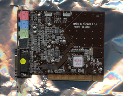 Aztech PCI 338-A3D 2.04 New