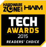 HWM+HWZ Tech Awards - Reader's Choice  Awards