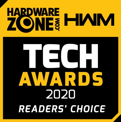 HWM+HWZ Tech Awards - Reader's Choice  Awards