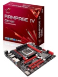 ASUS ROG Rampage IV GENE X79 mATX Gaming Board Launched