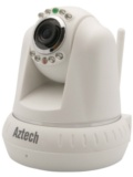 Aztech Introduces the WIPC401 Wireless-N Pan/Tilt IP Camera