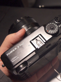Hands-on: Fujifilm X-Pro1