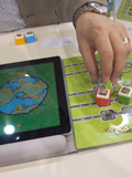 GameChanger Turns iPad into Board Game