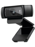 Logitech Unveils Full HD Webcam for 1080p Video Calling