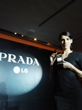 Prada Phone by LG 3.0 - Android Wears Prada