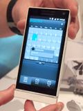 Hands-on: Sony Xperia S