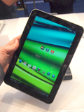 Hands-on: Toshiba Excite X10