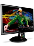 AOC to Unveil Ultra-slim Full HD Monitor with Built-in iPhone/iPod Dock at CES 2012