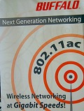 Buffalo Shows Off Prototype Wireless 802.11ac Router at CES 2012