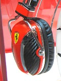 Official Ferrari Themed Headphones and Speaker Docks Coming Soon!