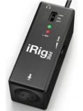 IK Multimedia presents iRig PRE