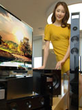 LG Buffs Up Home Theater Systems with Upright 3D Speakers