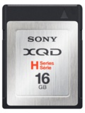 Sony Introduces Its XQD Memory Cards