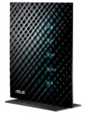 ASUS RT-N53 Black Diamond Dual-Band Wireless Router Launched