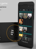 Image of First BlackBerry 10 Phone Leaked
