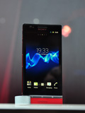 Hands-on: Sony Xperia P