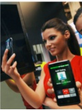 LG Demonstrated Voice-to-Video Conversion over LTE Network at MWC 2012