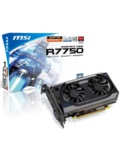 MSI R7750-PMD1GD5