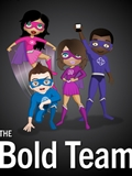 BlackBerry Gets 'Bolder' with Team of Bold Characters