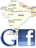 Facebook and Google Pull Content In India