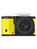 Pentax Introduces Mirrorless System Camera K-01