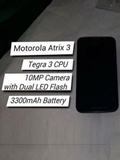 Motorola Atrix 3 with Quad-Core Processor, 3300mAh Battery Leaked [Update]
