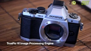 Olympus OM-D EM-5 Hands-on Video Preview