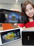 Optimus 3D Cube is LG's New Glasses-free 3D Smartphone