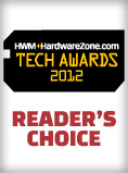 HWM+HardwareZone.com Tech Awards 2012: Reader's Choice Results