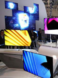 Samsung Shifts its Focus from LCD to OLED Displays