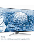 Panasonic Hits the Big Screens in Europe with New Range of LED-backlit LCD TVs