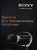 Hands-on: Balanced Armature Experience with Sony's New XBA Headphones