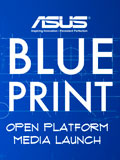 Blue Print – The Digital Home Powered By ASUS