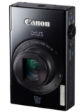 Canon Unveils Wi-Fi-enabled IXUS Cameras