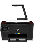 HP TopShot LaserJet Pro M275 - Scanning the Third Dimension