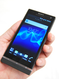 Sony Xperia S - Start Button