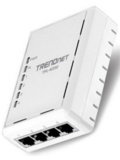 TRENDnet Announces Availability of 4-Port 500Mbps Powerline AV Adapter