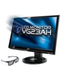ASUS Introduces the VG23AH 3D IPS LED Monitor