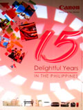 Canon Celebrates 15-Year Milestone In The Philippines