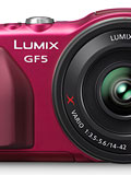 Panasonic Lumix GF5 - Friendly Mirrorless