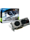 MSI Announces the GTX 680 Twin Frozr /OC Graphics Card
