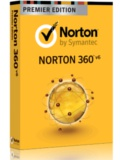 Norton 360 Version 6.0 Premier Edition (3 Users, 1 year)