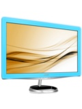 Philips LightFrame Moda 23.6-inch Monitor