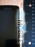 Samsung Galaxy S III's Alleged 4.8-inch Screen in Leaked Photo