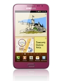 Samsung Galaxy Note Available from 14th April in Pink
