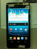 Leaked Galaxy S III Prototype Showcases Custom Menu Button
